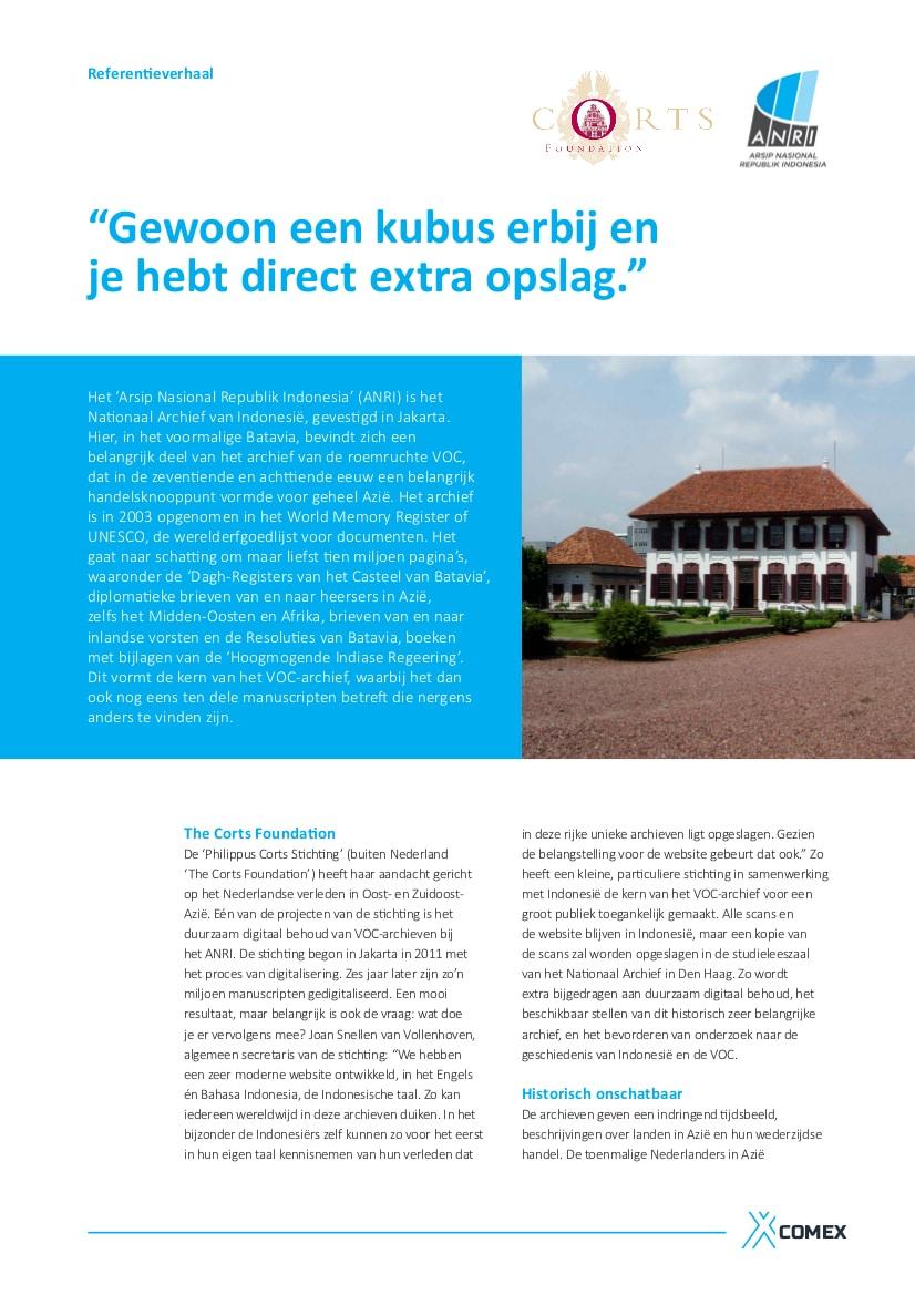 Referentie Nationaal Archief Indonesie